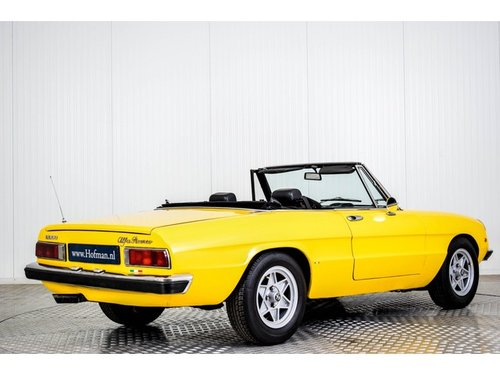 1982 Alfa Romeo Spider 2.0 Veloce For Sale (picture 2 of 6)
