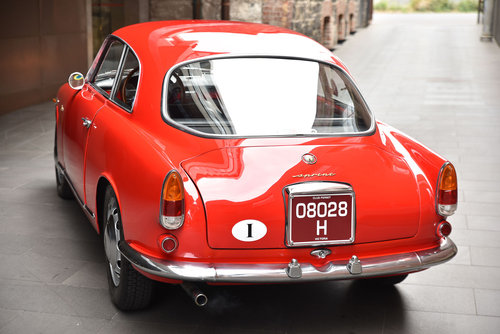 1959 Alfa Romeo Giulietta Sprint (LH Drive) SOLD (picture 4 of 6)