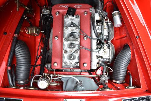 1959 Alfa Romeo Giulietta Sprint (LH Drive) SOLD (picture 6 of 6)