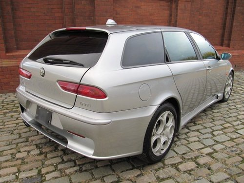 2003 ALFA ROMEO 156 RARE FUTURE CLASSIC GTA 3.2 V6 SPORTWAGON For Sale (picture 3 of 6)