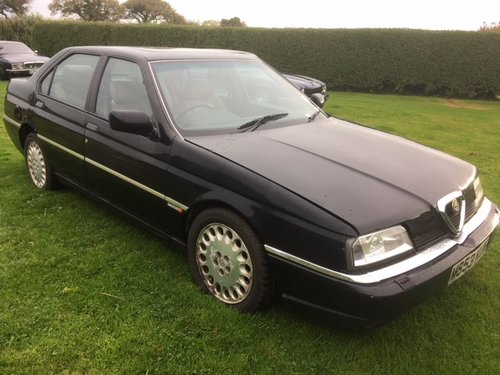 RARE 1994 ALFA ROMEAO 164 V6 24V 3.0 SUPER For Sale (picture 1 of 6)