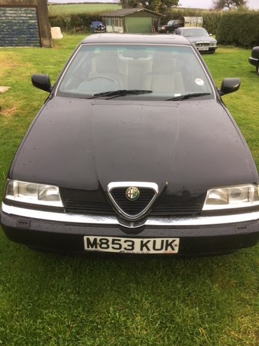 RARE 1994 ALFA ROMEAO 164 V6 24V 3.0 SUPER For Sale (picture 2 of 6)