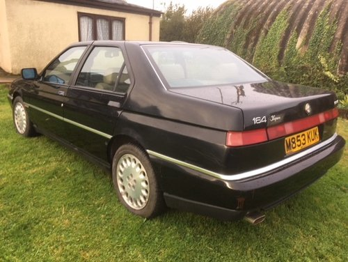 RARE 1994 ALFA ROMEAO 164 V6 24V 3.0 SUPER For Sale (picture 6 of 6)