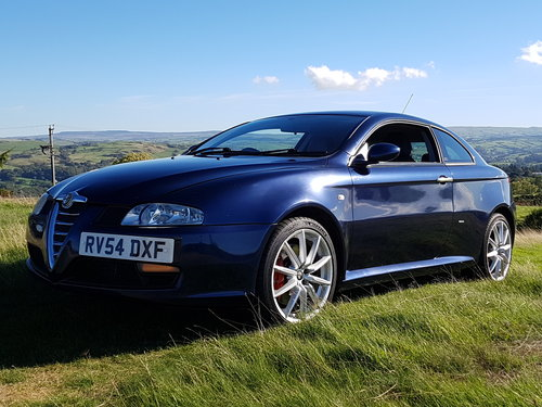 2005 05 Alfa Romeo GT 3.2 V6 24v Quaife Wizard Rebuilt Engine FSH SOLD (picture 1 of 6)