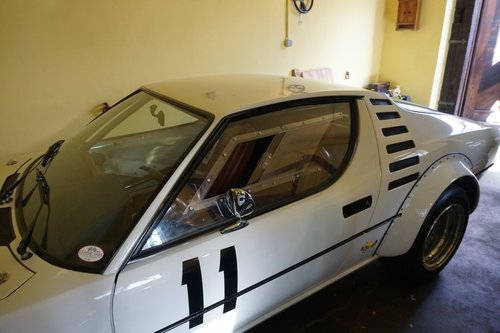 1972 AlfaRomeo montreal 2.6 Race and Street legal For Sale (picture 2 of 6)