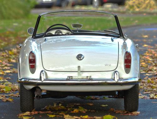 1966 Alfa Romeo Giulia Spider Convertible SOLD (picture 4 of 6)