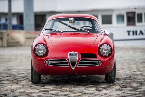 1961 ALFA ROMEO SPRINT ZAGATO  For Sale (picture 1 of 6)
