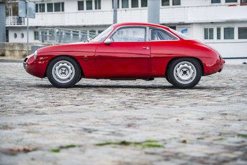 1961 ALFA ROMEO SPRINT ZAGATO  For Sale (picture 3 of 6)