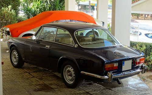1974 GT Junior 1600, Blu Holandese, 2.0lt upgrade For Sale (picture 2 of 6)