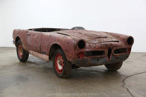 1959 Alfa Romeo 2000 Spider For Sale (picture 1 of 6)