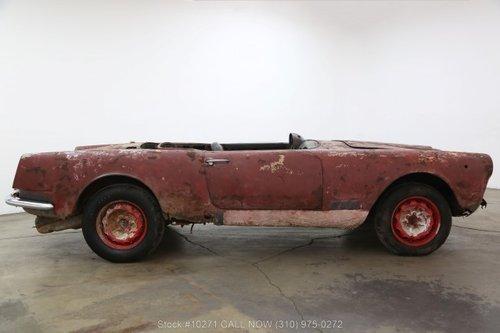 1959 Alfa Romeo 2000 Spider For Sale (picture 2 of 6)
