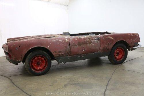 1959 Alfa Romeo 2000 Spider For Sale (picture 3 of 6)