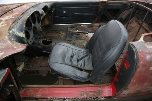 1959 Alfa Romeo 2000 Spider For Sale (picture 4 of 6)