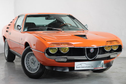 1972 Alfa Romeo Montreal (LHD) For Sale (picture 1 of 6)