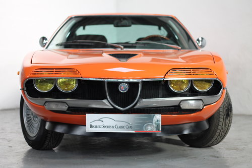 1972 Alfa Romeo Montreal (LHD) For Sale (picture 2 of 6)