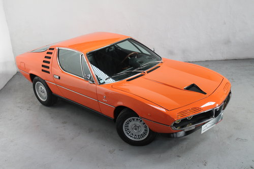 1972 Alfa Romeo Montreal (LHD) For Sale (picture 3 of 6)