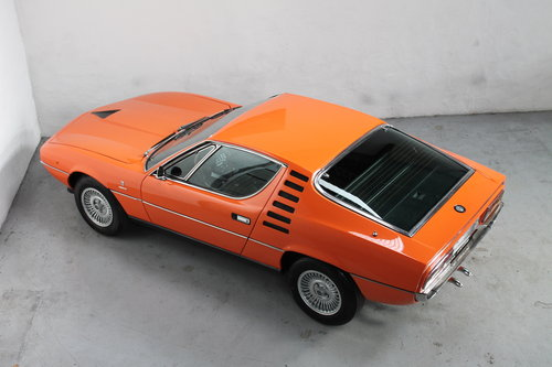 1972 Alfa Romeo Montreal (LHD) For Sale (picture 4 of 6)