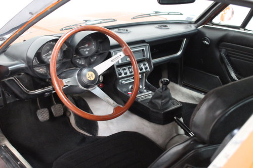 1972 Alfa Romeo Montreal (LHD) For Sale (picture 5 of 6)