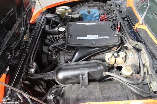1972 Alfa Romeo Montreal (LHD) For Sale (picture 6 of 6)
