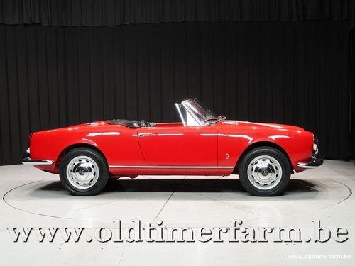 1962 Alfa Romeo 1300 Giulietta Spider '62 For Sale (picture 3 of 6)