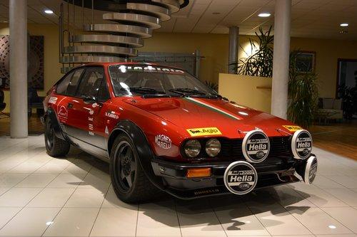 1981 Alfa romeo gtv 2000 gr.2 For Sale (picture 1 of 6)