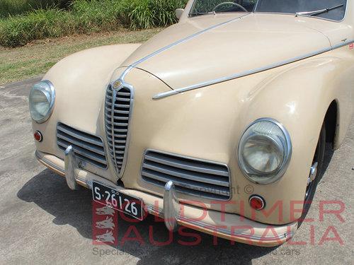 1949 Alfa Romeo 6C 2500 Sport Freccia d'Oro For Sale (picture 4 of 6)