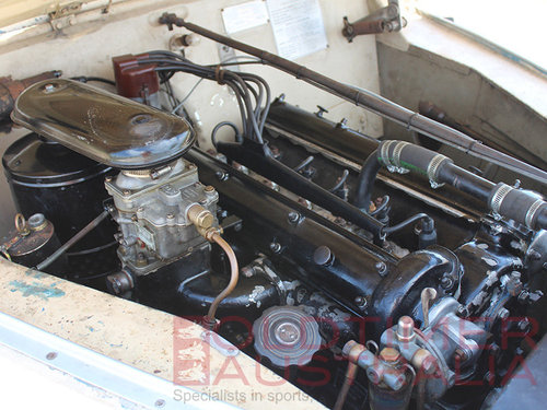 1949 Alfa Romeo 6C 2500 Sport Freccia d'Oro For Sale (picture 6 of 6)