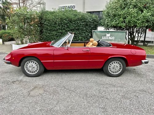 1973 Alfa Romeo - Spider 1600 (115.07) SOLD (picture 2 of 6)