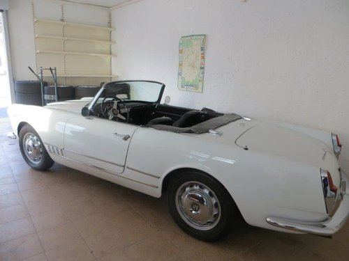 1959 Alfa Romeo  2000 spider touring For Sale (picture 2 of 5)