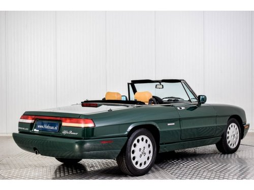 1991 Alfa Romeo Spider 2.0i  For Sale (picture 2 of 6)