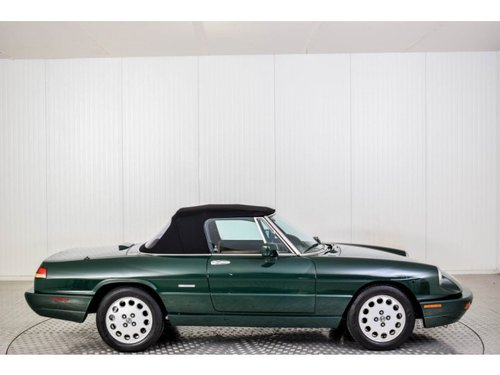 1991 Alfa Romeo Spider 2.0i  For Sale (picture 6 of 6)