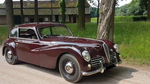 Alfa-Romeo 6c2500 Sport Freccia D'Oro 1950 For Sale (picture 1 of 6)