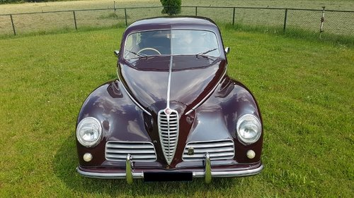 Alfa-Romeo 6c2500 Sport Freccia D'Oro 1950 For Sale (picture 3 of 6)