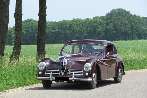 Alfa-Romeo 6c2500 Sport Freccia D'Oro 1950 For Sale (picture 4 of 6)