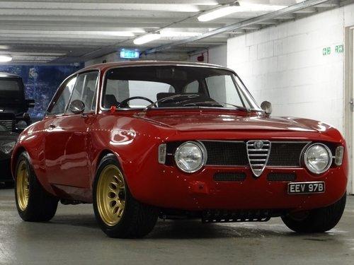 1964 Alfa Romeo Giulia 1.6 4dr GT SPRINT GTAM TRIBUTE For Sale (picture 1 of 6)