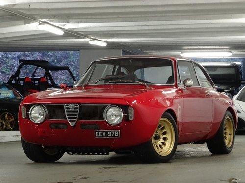 1964 Alfa Romeo Giulia 1.6 4dr GT SPRINT GTAM TRIBUTE For Sale (picture 2 of 6)