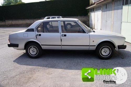 ALFA ROMEO ALFETTA 2.0 QUADRIFOGLIO DEL 1982 For Sale (picture 6 of 6)