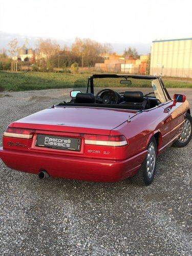 1992 Alfa Romeo Spider 2.0IV LOW MILEAGE For Sale (picture 2 of 4)