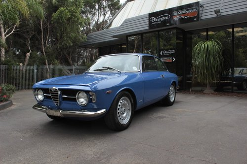 1967 Alfa Romeo Sprint GT For Sale (picture 2 of 6)