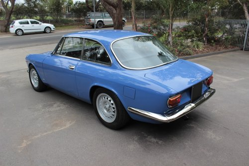1967 Alfa Romeo Sprint GT For Sale (picture 3 of 6)