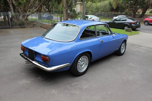 1967 Alfa Romeo Sprint GT For Sale (picture 4 of 6)
