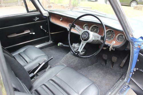 1967 Alfa Romeo Sprint GT For Sale (picture 5 of 6)