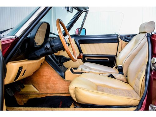 1990 Alfa Romeo Spider 2.0i For Sale (picture 5 of 6)