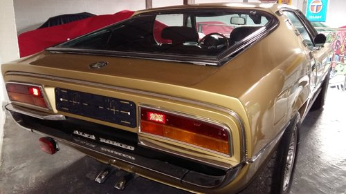 Alfa Romeo Montreal (1975) 8 cyl. 3L classic investment LHD For Sale (picture 3 of 6)