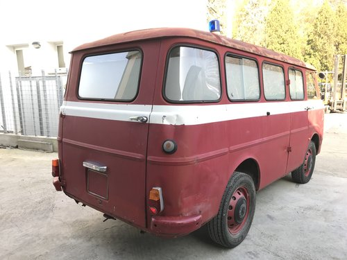 1969 Alfa Romeo F12 (Giulietta Giulia engine) bus For Sale (picture 3 of 6)