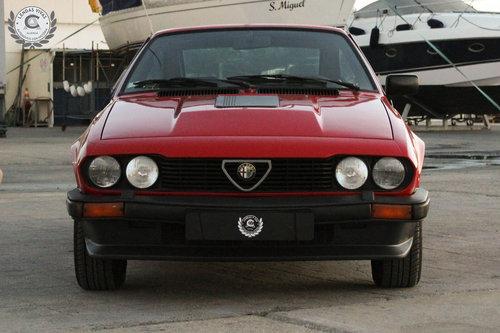Alfa Romeo GTV 2.5 V6 1983 SOLD (picture 1 of 6)