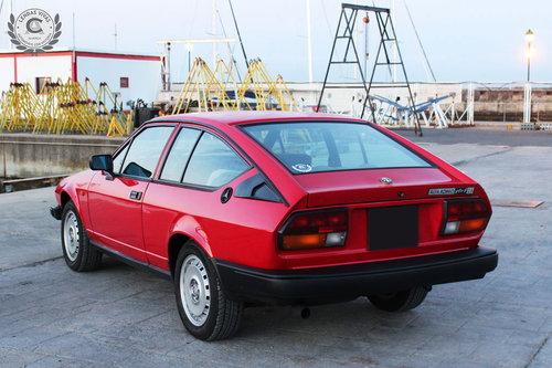 Alfa Romeo GTV 2.5 V6 1983 SOLD (picture 2 of 6)