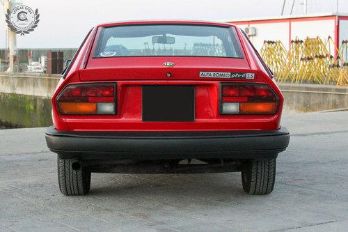 Alfa Romeo GTV 2.5 V6 1983 For Sale (picture 3 of 6)