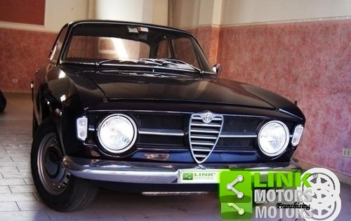 1969 Alfa Romeo GT 1300 Junior For Sale (picture 1 of 6)