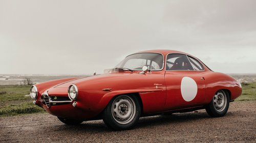 Alfa Romeo Giulietta Sprint Speciale 1961 For Sale (picture 6 of 6)